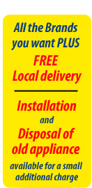 Free local delivery panel