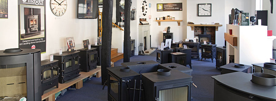 Goddards Stoves showroom, Saffron Walden